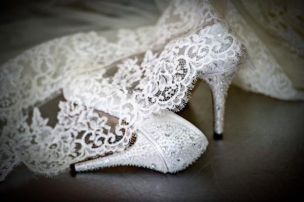 παπούτσια νύφης