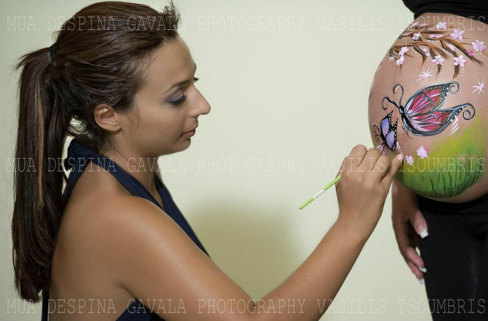 Gestational-painting