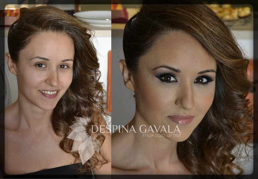 evening-makeup-before-and-after
