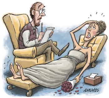 Προγαμιαίο στρες και πως να το αντιμετωπίσεις