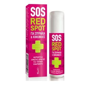 sos red spot